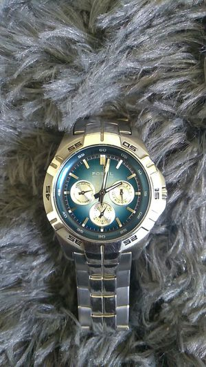 Fossil Blue 100 meter wrist watch for Sale in Alexandria, VA