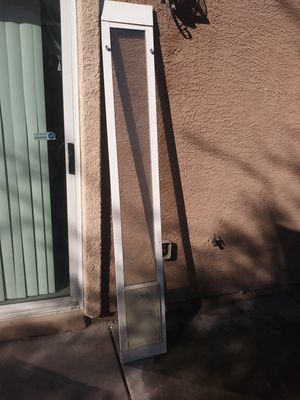 Door for dog for Sale in North Las Vegas, NV