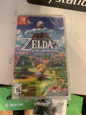 Nintendo switch games $60 each brand new for Sale in Philadelphia, PA