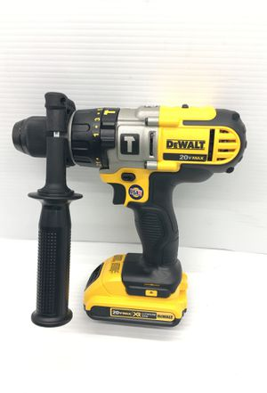 Dewalt dcd985 hammer drill with battery for Sale in Jessup, MD