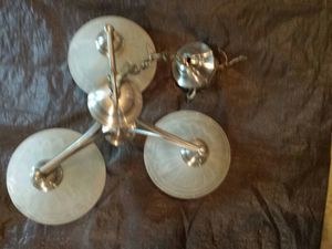 Hanging Light fixture for Sale in Stow, MA