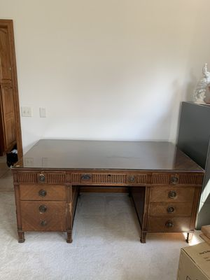 Traditional Attorney Desk for Sale in Belle Vernon, PA