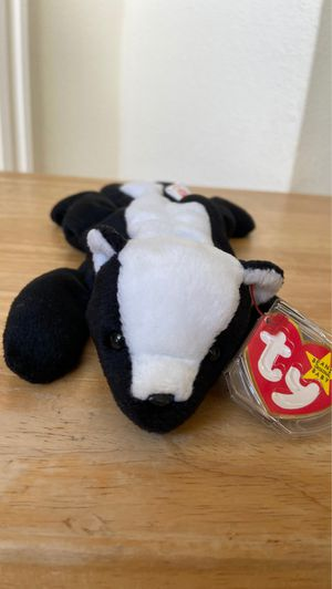 Stinky 🦨 beanie baby for Sale in Houston, TX
