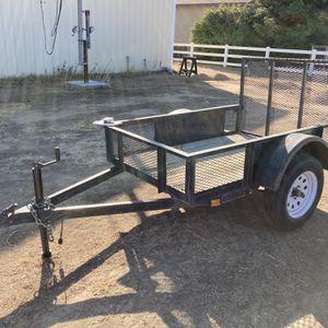Utility Trailer Heavy Duty for Sale in Clovis, CA