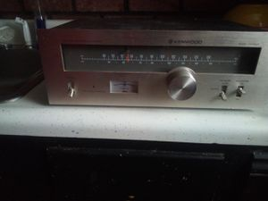 1977 Kenwood amplifier KA 3500 and receiver KT 5300 for Sale in St. Louis, MO