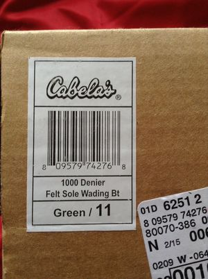 New Wading Fishing Boots for Sale in Daly City, CA
