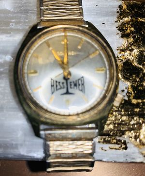 Bessemer Railroad Watch Retirement for Sale in Woodland Hills, CA