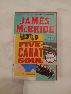 James McBride book, autographed for Sale in Portland, OR