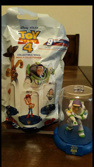 Disney Toy Story collectable mini dome ( Buzz Lightyear) for Sale in Glendora, CA