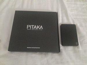 Pitaka Carbon Fiber Cards Wallet for Sale in Fairfax, VA