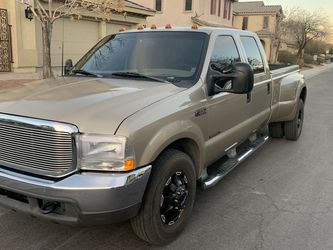 2000 Ford F-350 7.3 DIESEL for Sale in Nellis Air Force Base,  NV