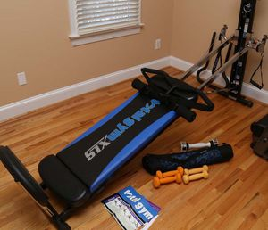 Total Gym XLS Exercise Machine with Pilates Attachment for Sale in Auburn, WA