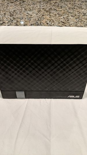ASUS RTAC56U Wireless AC1200 Gigabit Router for Sale in Chandler, AZ