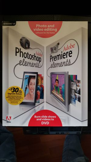 Photoshop for XP for Sale in Coral Springs, FL