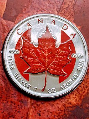 1999 Canada Silver Maple Colorized OGP/Sealed for Sale in Dalton, MA