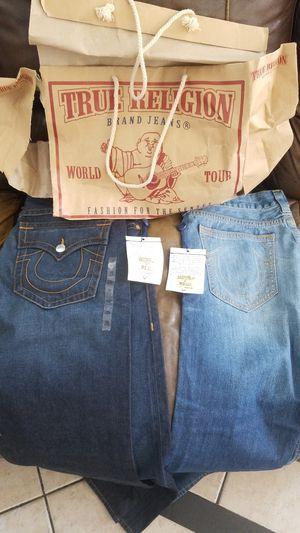 True Religion jeans for Sale in North Las Vegas, NV