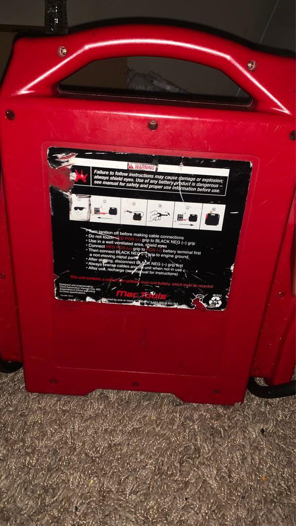 Jump starter Power Supply