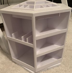 Spinning Makeup Organizer for Sale in Clovis, CA
