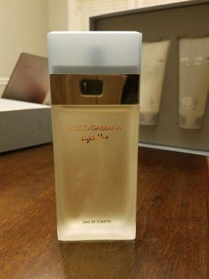 Dolce & Gabbana Light Blue Gift Set for Sale in Arlington, VA