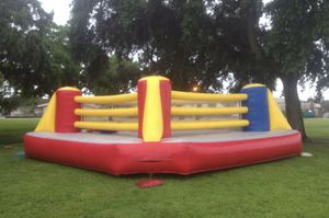 BOUNCY BOXING BOUNCE HOUSE for Sale in Miami, FL