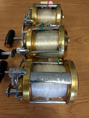 Penn International 12 fishing reels for Sale in Lake Worth, FL