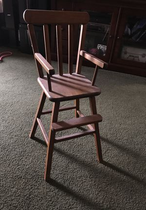 Antique Doll High Chair for Sale in Cowpens, SC