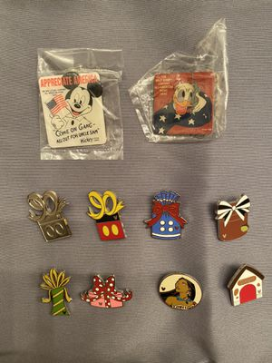 Disney trading pins for Sale in Ontario, CA