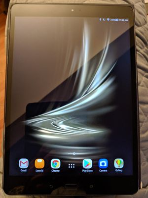 Asus Zenpad 3s 10 Tablet for Sale in Gaithersburg, MD