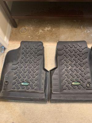 Quadratic Jeep Wrangler TJ 1997-2006 floor mats for Sale in Winter Park, FL