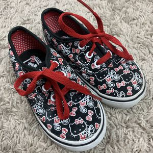 Hello kitty vans toddler for Sale in San Jose, CA