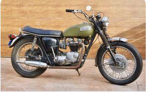 Triumph motorcycle for Sale in La Puente, CA