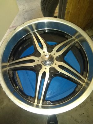 20inch rims good condition came off a 02 f150 275obo$ for Sale in Tucson, AZ