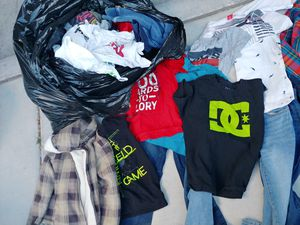 Kids clothes and shoes lot boy and girl for Sale in Las Vegas, NV