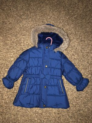 Baby girl 18 month blue coat for Sale in Saint Anthony, ND
