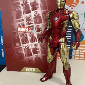 Hot Toys Iron Man Mark 46 Concept Art for Sale in Sacramento, CA