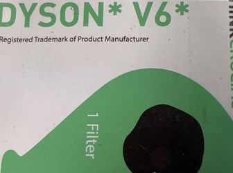 Replacement Dyson V6 HEPA Style Post Motor Vacuum Filter Part # 966741-01 for Sale in Toccoa,  GA