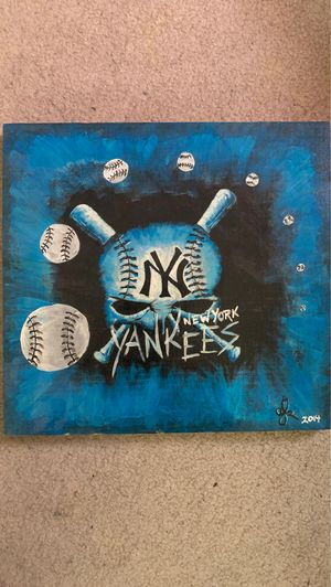 Yankees Painting for Sale in Winfield, PA