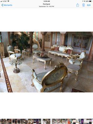 Antique furniture set for Sale in Portland, OR