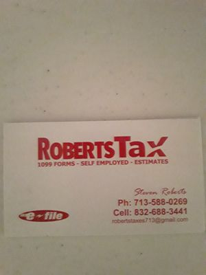 Tax services for Sale in Houston, TX