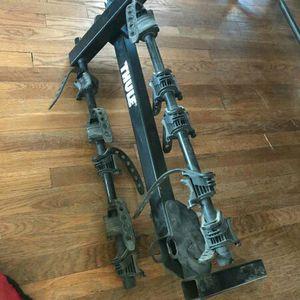 Thule bike rack ( holds 5 bikes for Sale in Hereford, TX