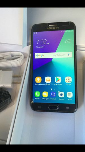 Samsung Galaxy J7 : Excellent Condition , Factory unlocked. for Sale in Springfield, VA