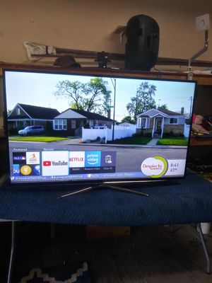 60 inch Samsung smart tv model number un60H6350 for Sale in Los Angeles, CA