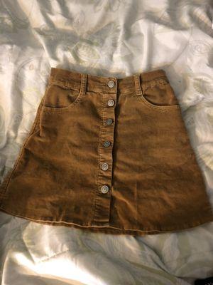 Brandy Melville Brown skirt for Sale in Tustin, CA