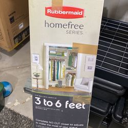 Rubbermaid Shelving System for Sale in Fountain,  CO