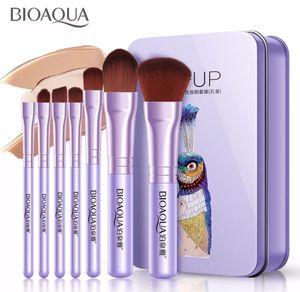 7PCS/SET Pro Women Facial Makeup Brushes Set for Sale in Benton, AR
