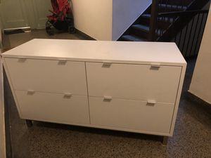 White Filing Cabinet for Sale in New York, NY