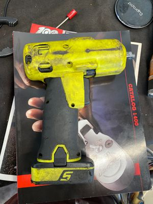 Snap on 3/4 in drive impact (great working condition) for Sale in Montclair, CA