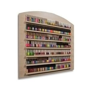 Nail polish wood RACK beauty salon for Sale in Queens, NY