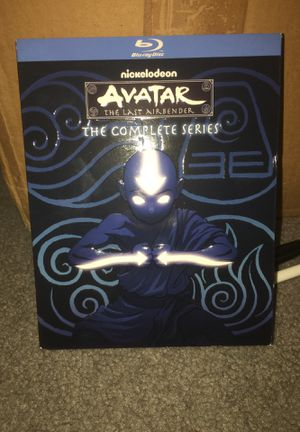 Avatar the last airbender bluray complete series for Sale in Lakeside, CA