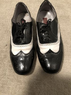 Men's brogue/wing tips size 7 for Sale in Denver, CO